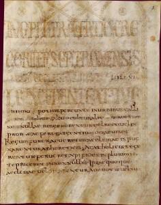 Grégoire de Tours, Histoire des Francs