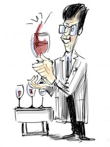 Il nutrizionista e il vino