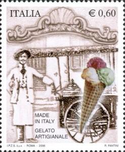 "Venditore ambulante di gelati - Serie ""Made in Italy"""