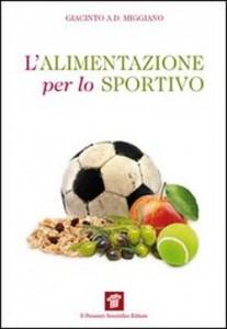 L'alimentazione per lo sportivo