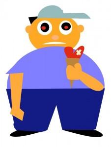 Obesità infantile e rischio cardiovascolare