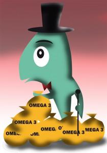 Pesce, ricco di Omega 3