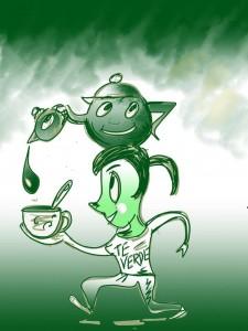 Tè verde: l'elisir di lunga vita?