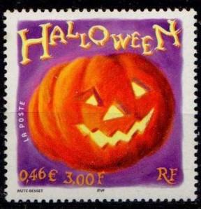 Francobollo Halloween