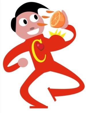 La vitamina C e il collagene