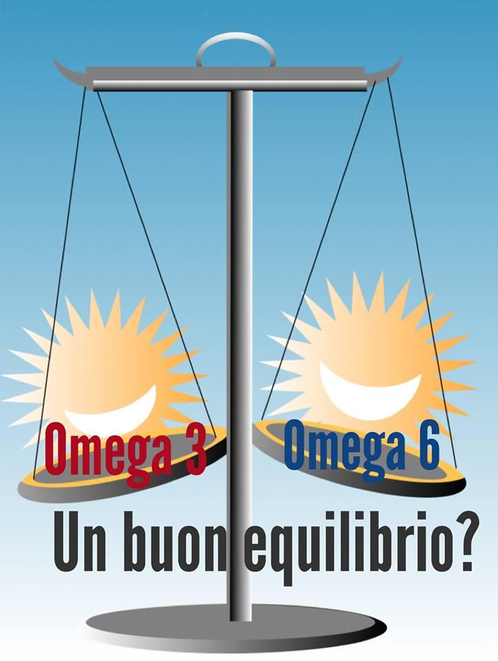 Omega 6 e omega 3