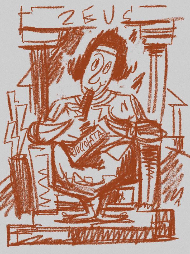 Illustrazione di Gianluigi Marabotti