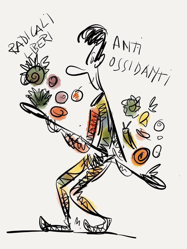 Radicali liberi e stress ossidativo