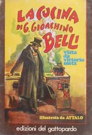 La cucina di G. Gioacchino Belli