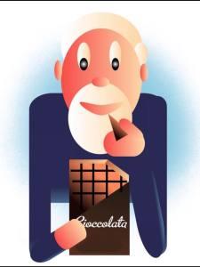 La memoria nel cioccolato