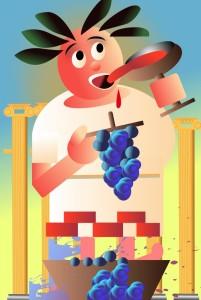 Prodotti derivati dalla lavorazione dell'uva
