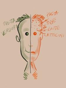 L'acne e la dieta occidentale