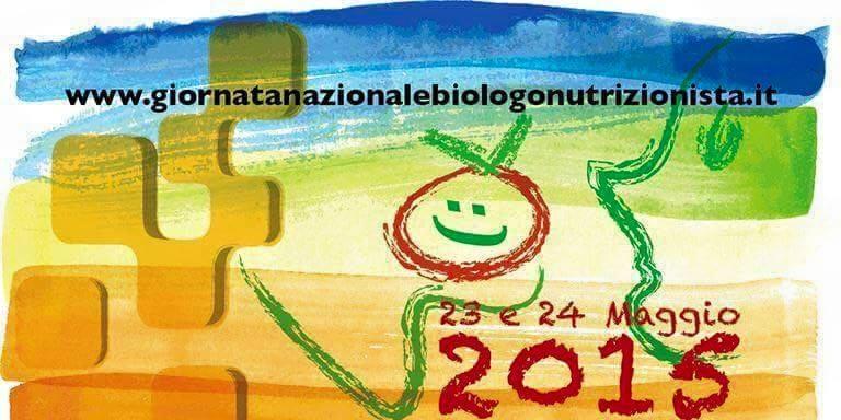 La Giornata Nazionale del Biologo Nutrizionista - Edizione 2015
