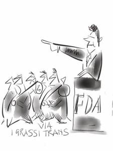 L'FDA mette al bando i grassi trans
