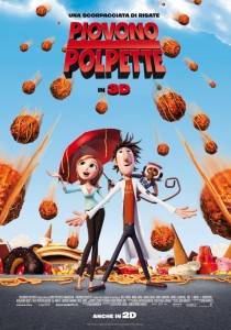 Piovono polpette (Cloudy With a Chance of Meatballs)
