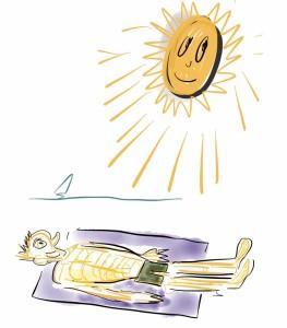 La vitamina della luce solare