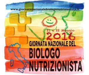 Giornata Nazionale del Biologo Nutrizionista 2016